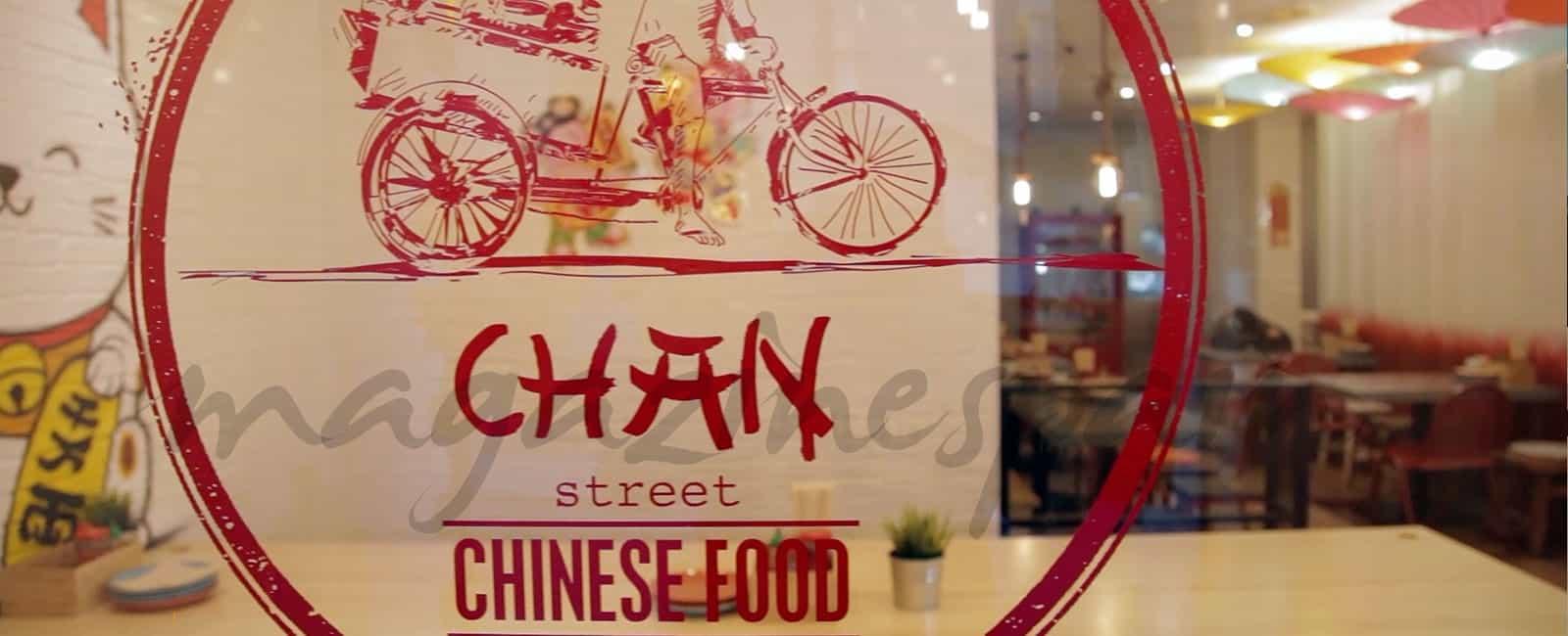 Chan Street, comida tradicional china…  por Fran Larrañaga
