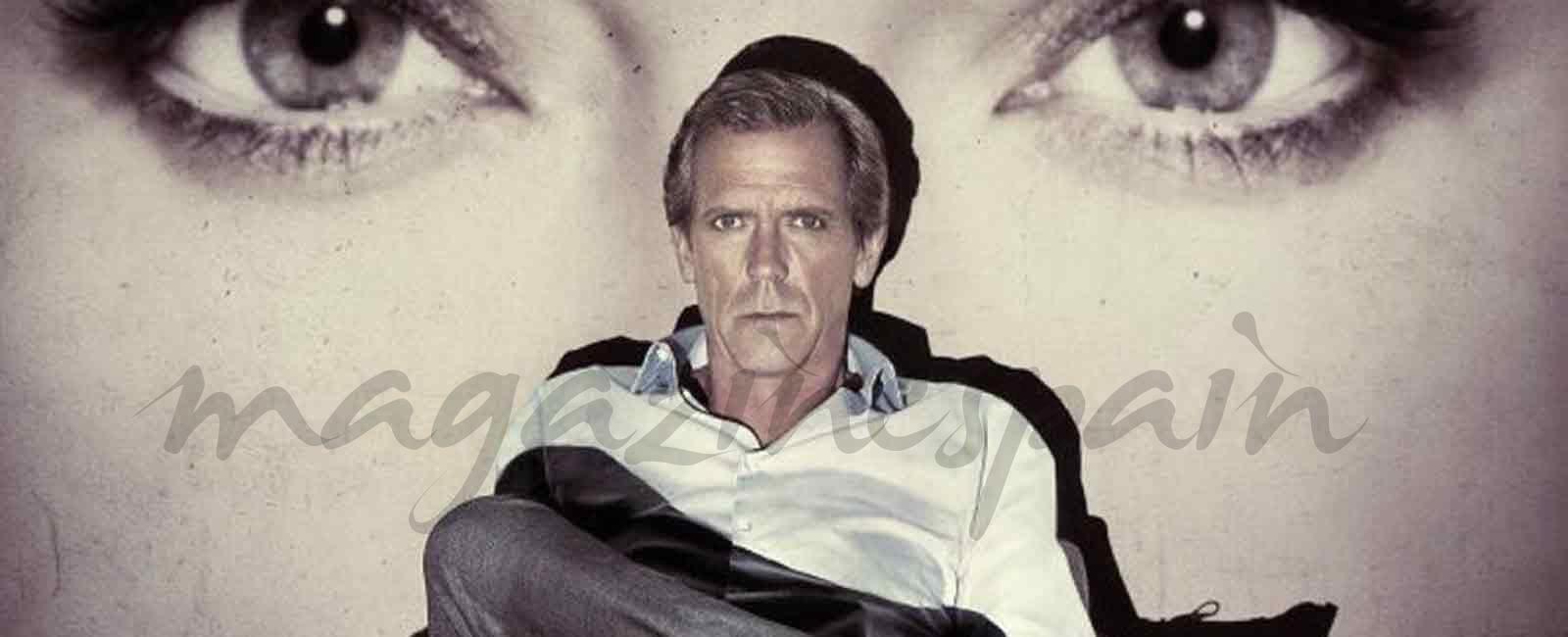 """Hugh Laurie, el Dr. House, vuelve con """"Chance"""""""