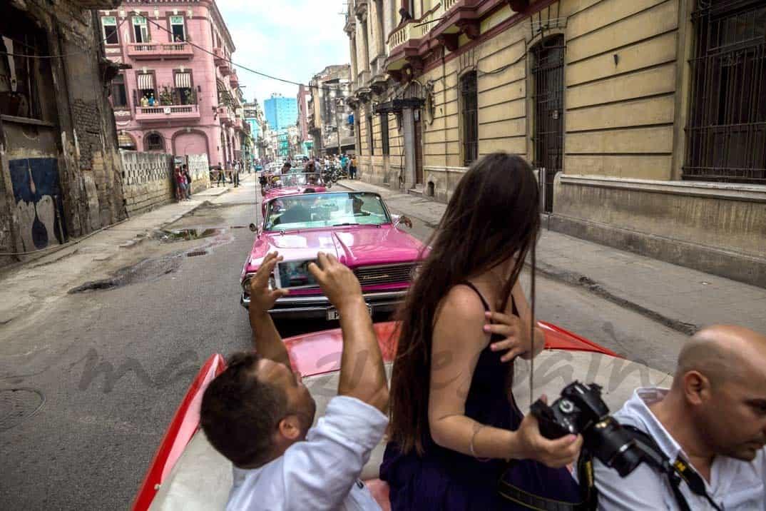 Desfile de Chanel en Cuba