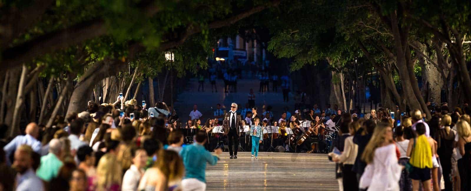 Chanel conquista Cuba