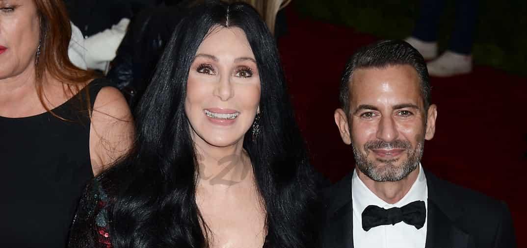 A los 69 años, Cher musa de Marc Jacobs