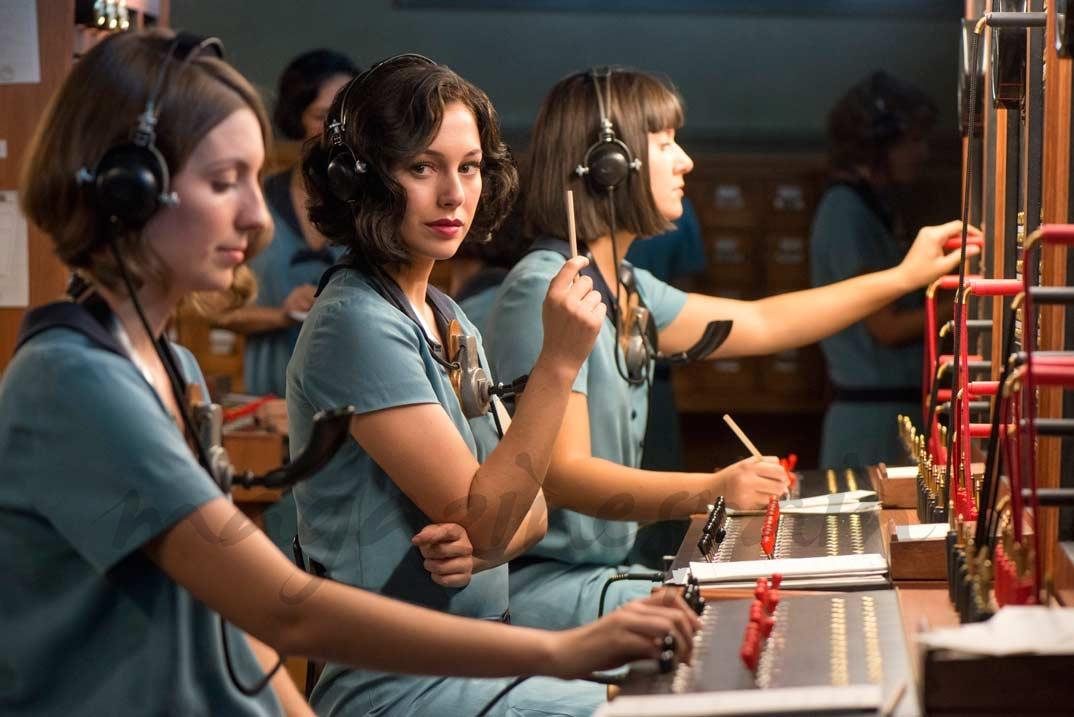 Las chicas del cable - © Netflix