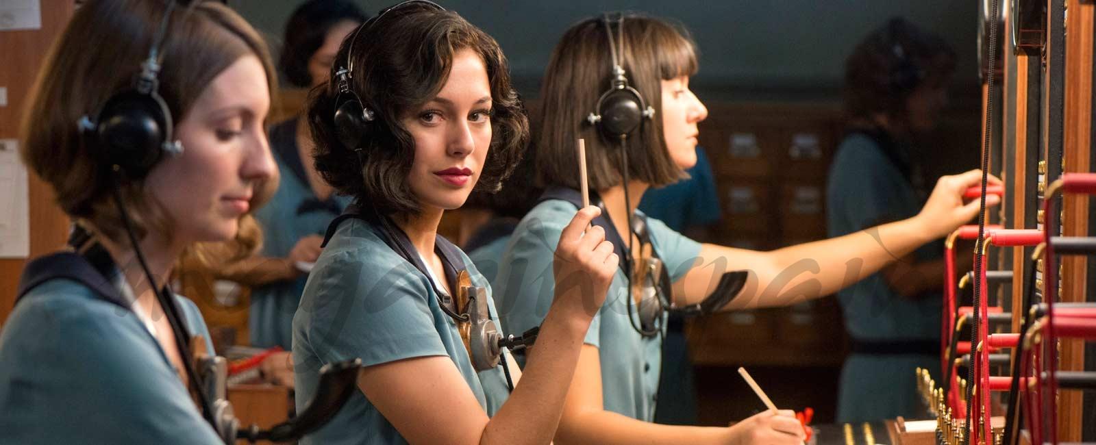 """""""Las chicas del cable"""" tendrá tercera temporada"""