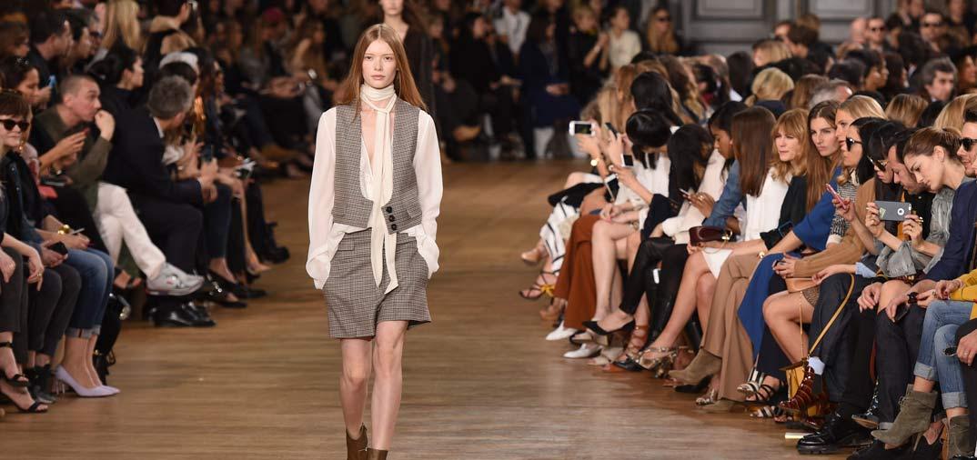 París Fashion Week 2015: CHLOE