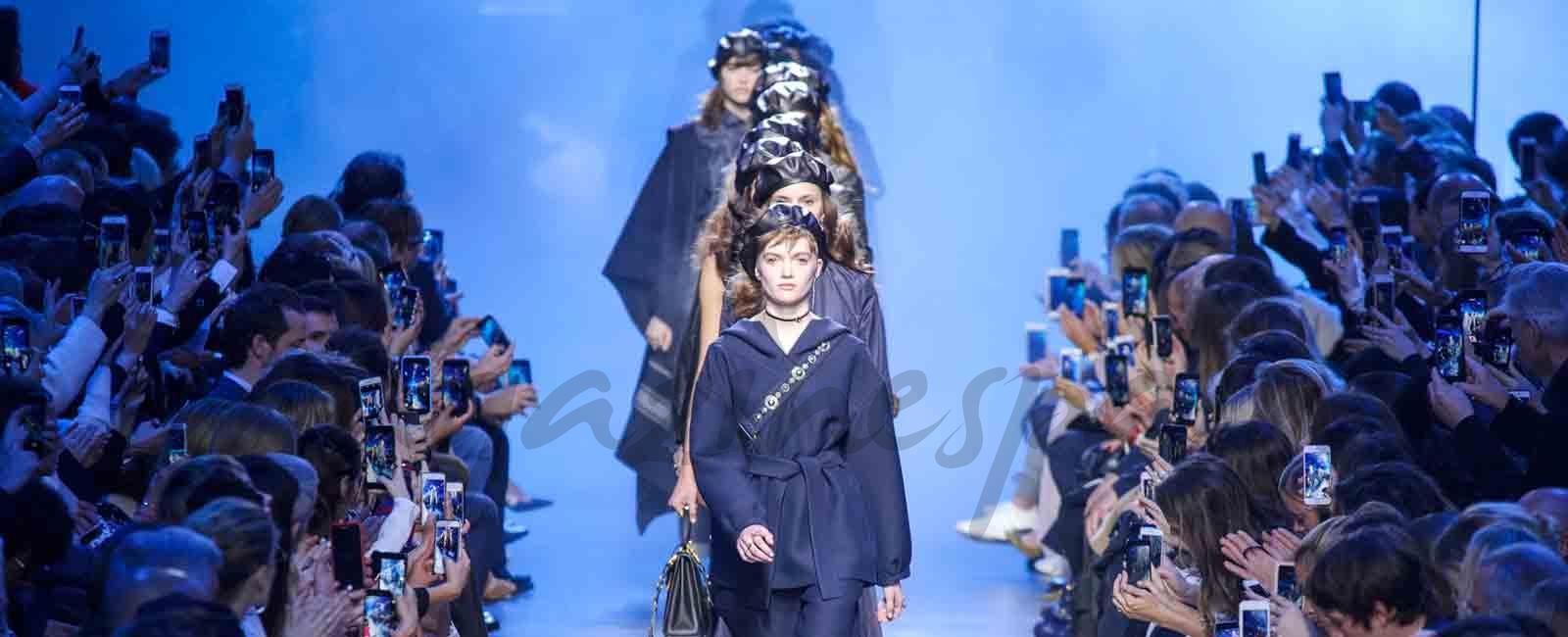 París Fashion Week: Christian Dior Otoño-Invierno 2017/18