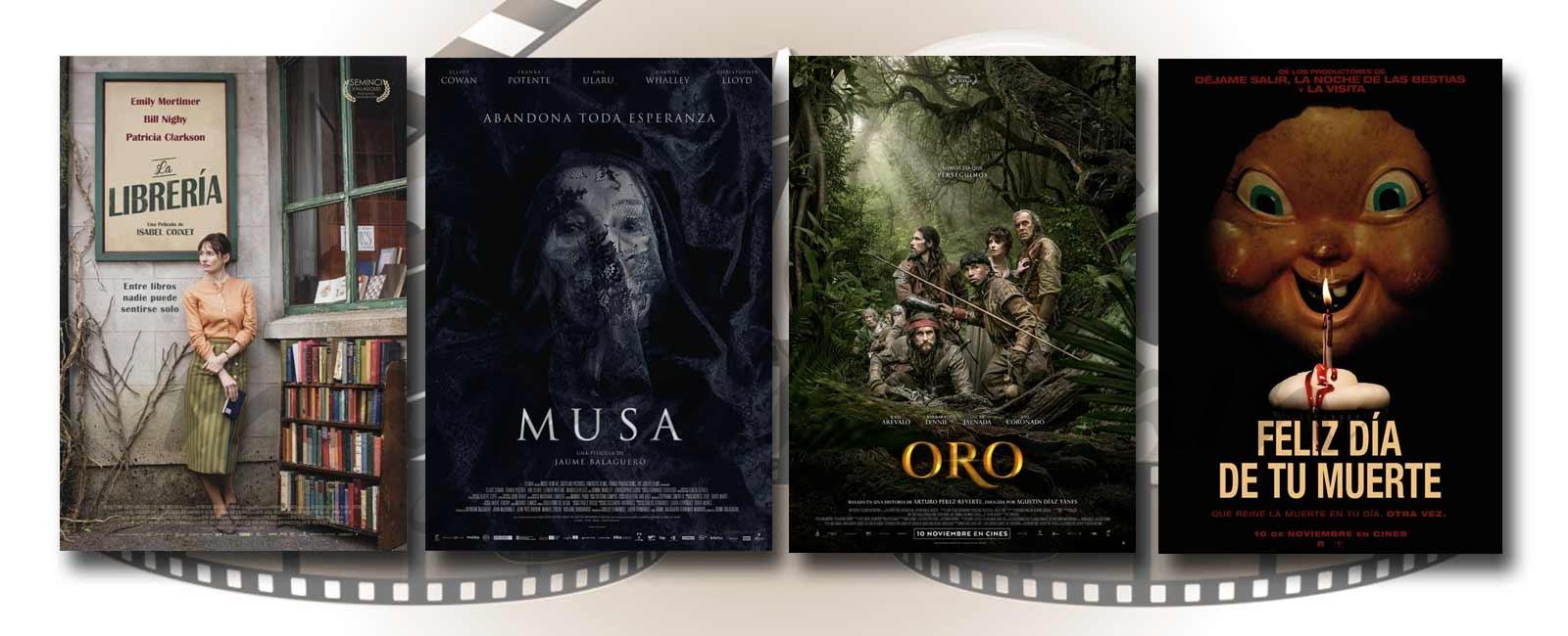 Estrenos de Cine de la Semana… 10 de Noviembre 2017