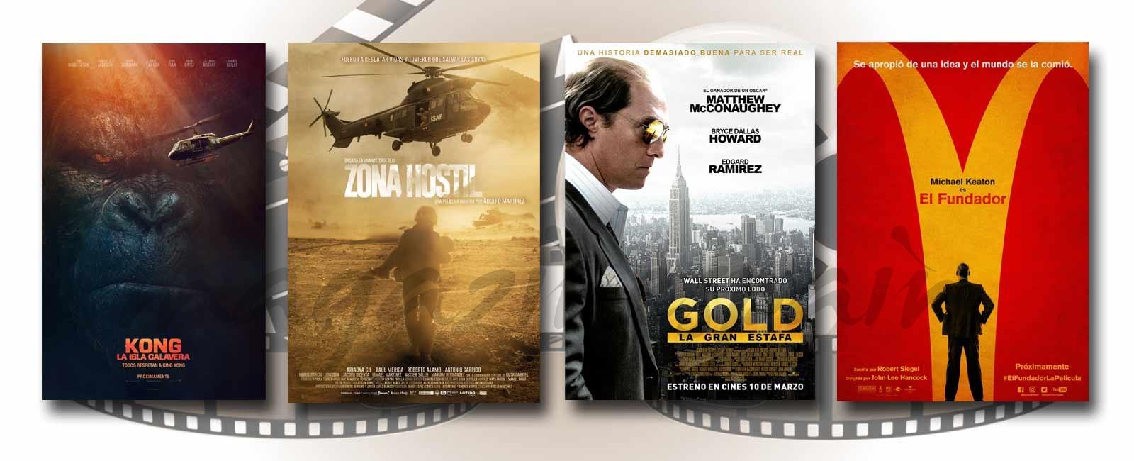 Estrenos de Cine de la Semana… 10 de Marzo 2017