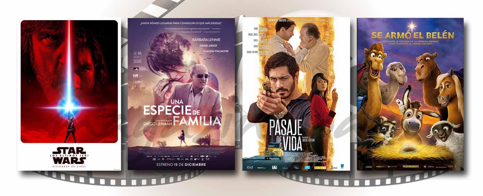 estrenos cine 15 diciembre