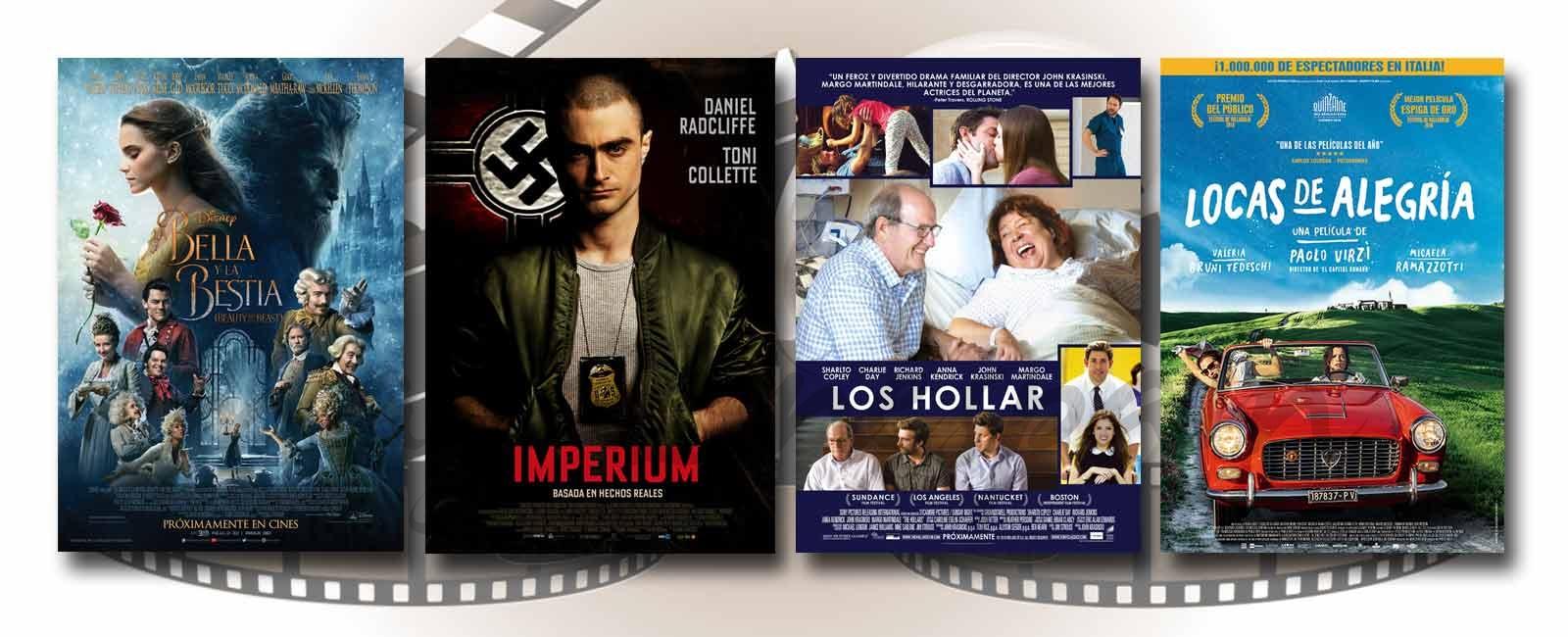 Cine 17 de marzo