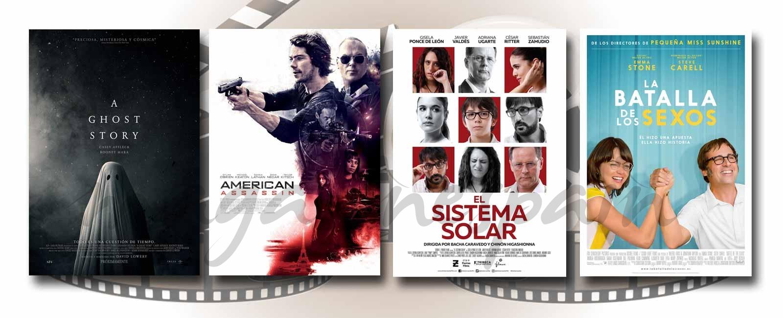 Estrenos de Cine de la Semana… 3 de Noviembre 2017
