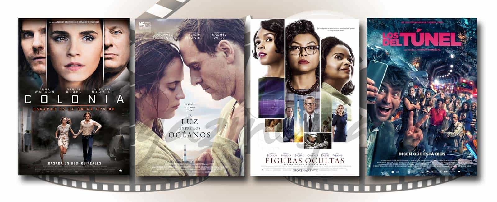 Estrenos de Cine de la Semana… 20 de Enero 2017