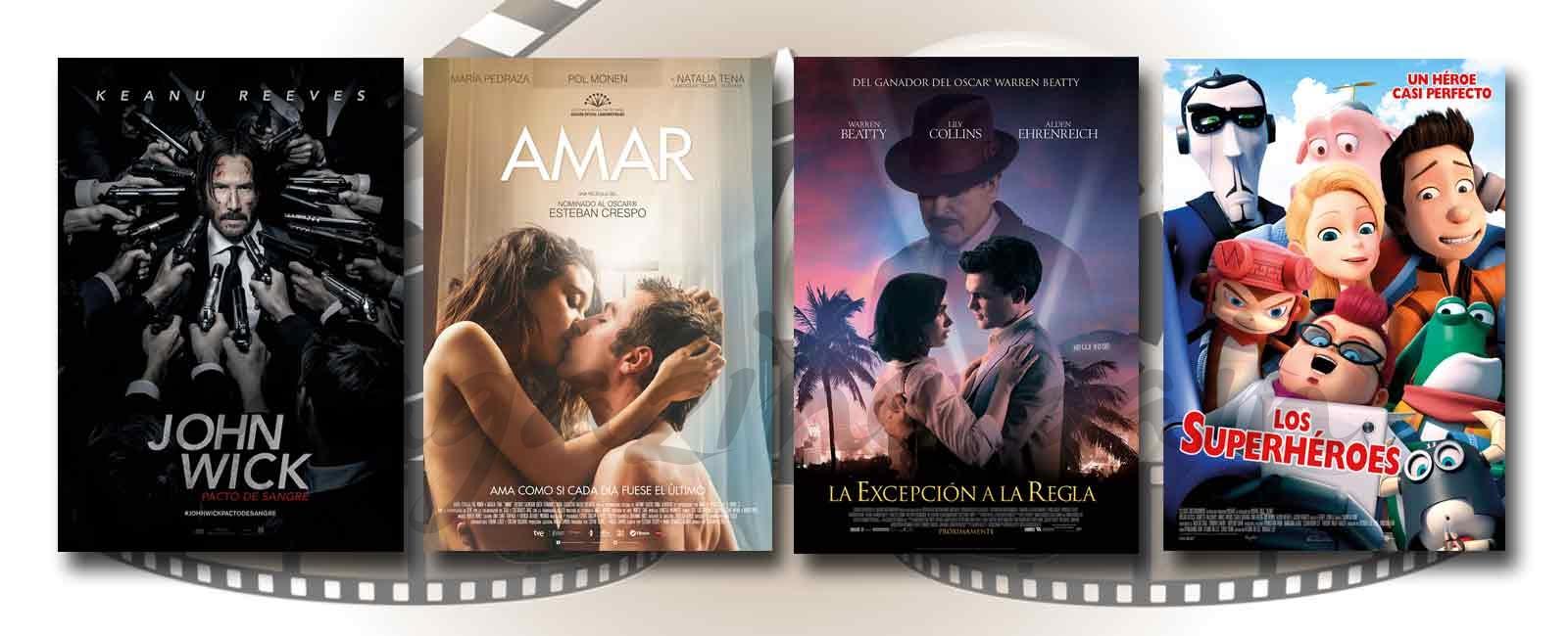Estrenos de Cine de la Semana… 21 de Abril 2017