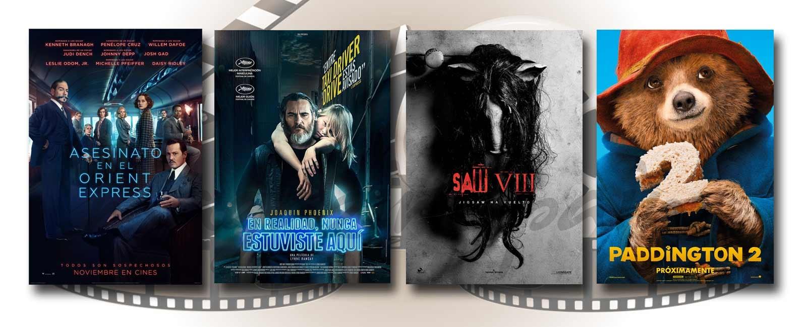 Estrenos de Cine de la Semana… 24 de Noviembre 2017