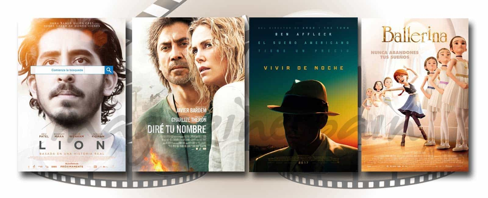 Estrenos de Cine de la Semana… 27 de Enero 2017