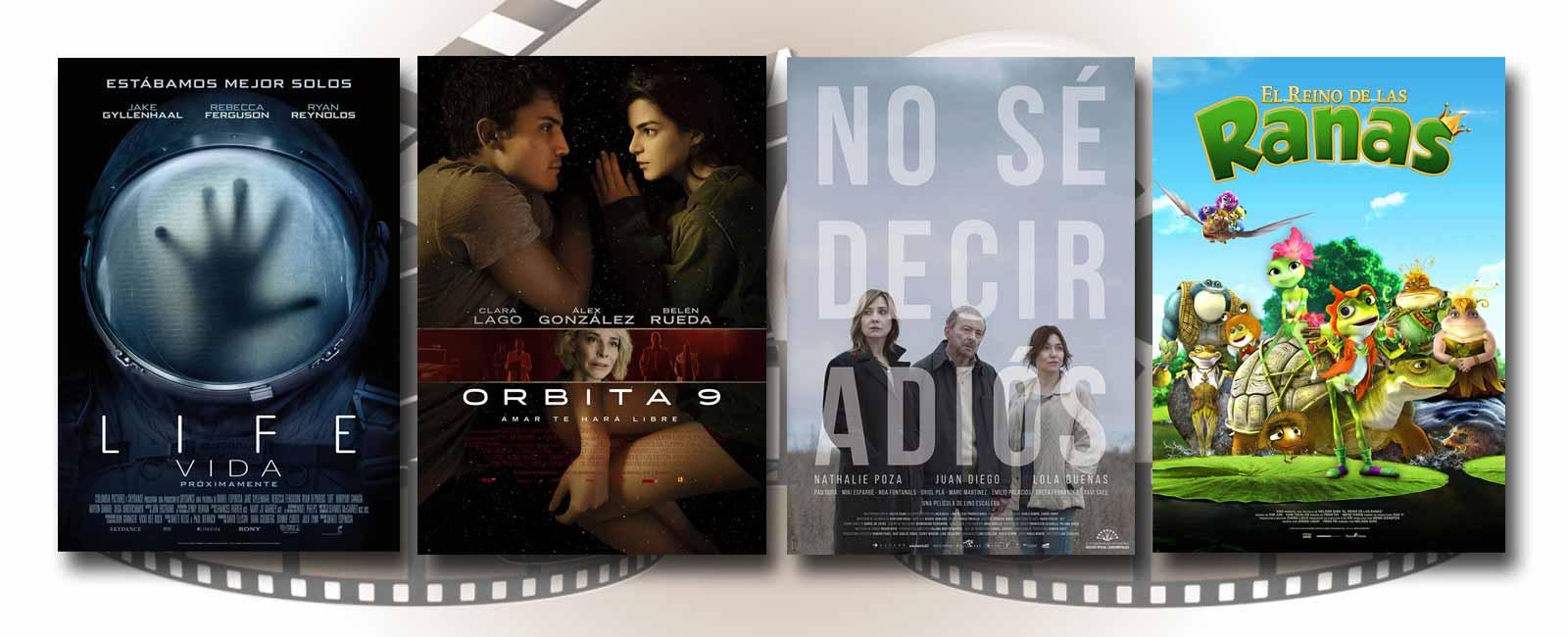Estrenos de Cine de la Semana… 7 de Abril 2017