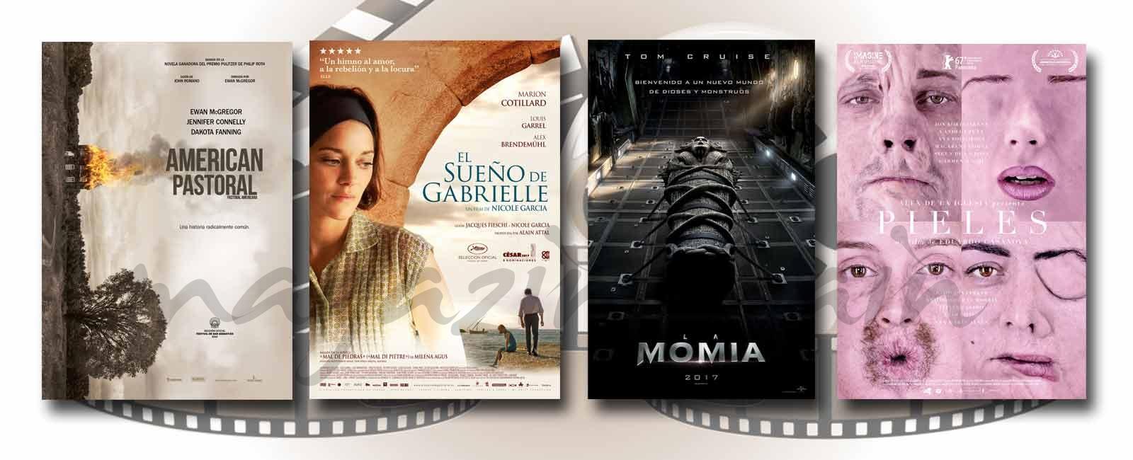 Estrenos de Cine de la Semana… 9 de Junio 2017