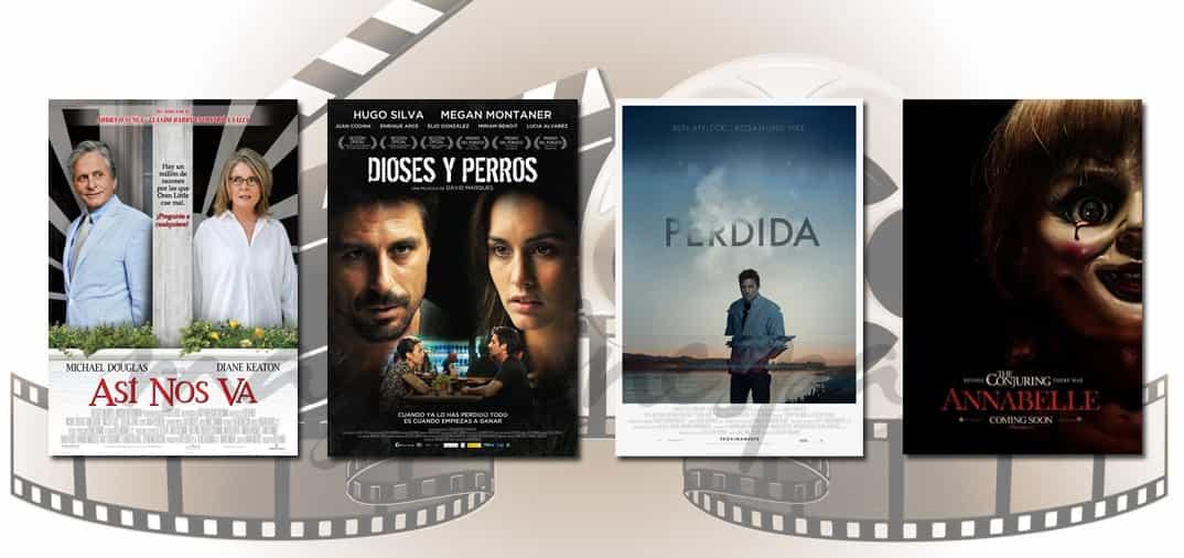 Estrenos de Cine de la Semana… 10 de Octubre