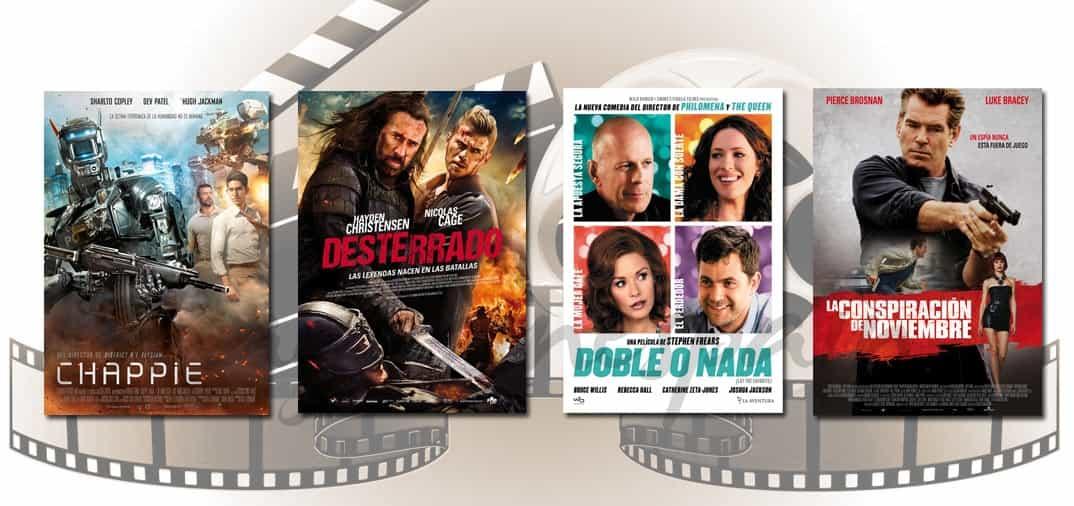 Estrenos de Cine de la Semana… 13 de Marzo