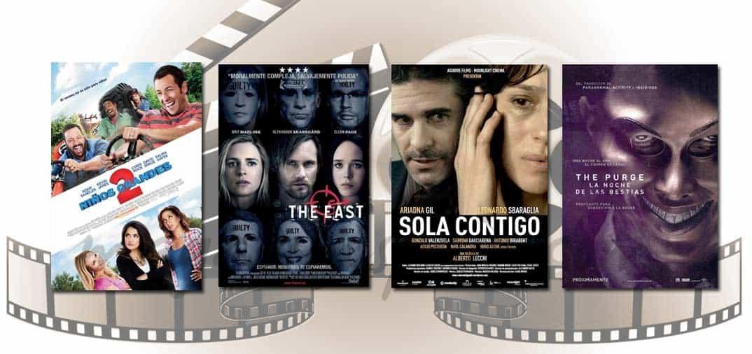 Estrenos de cine de la Semana…12 de Julio