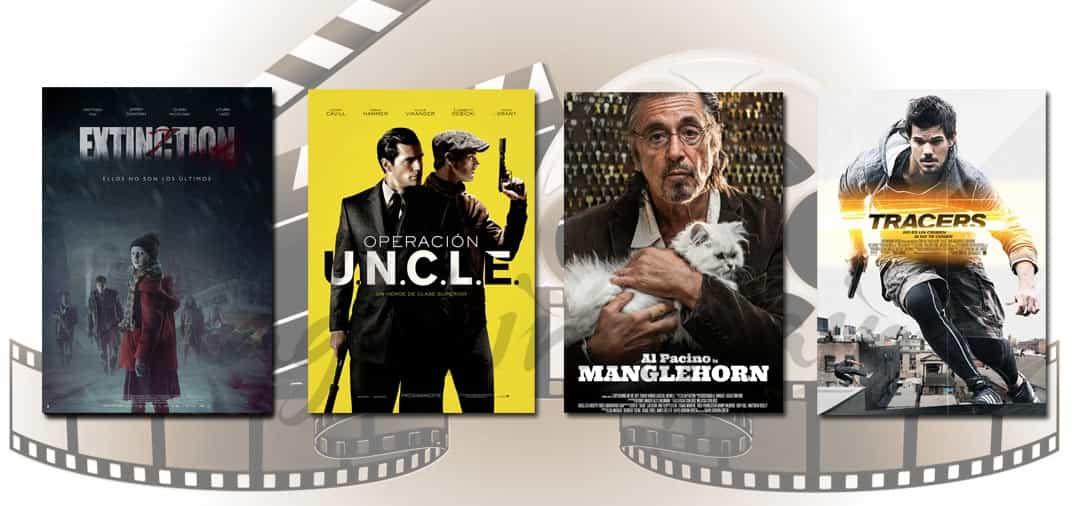 Estrenos de Cine de la Semana… 14 de Agosto
