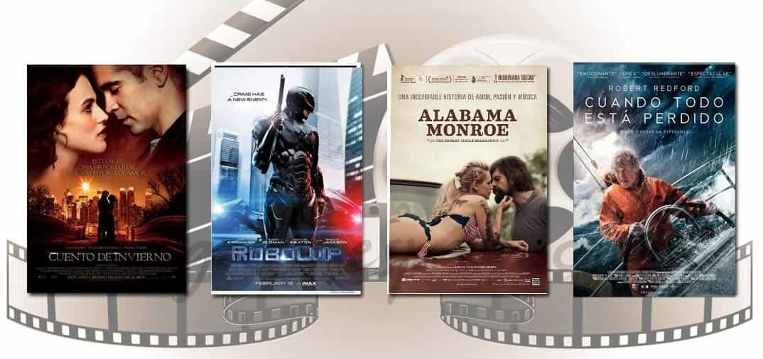 Estrenos de Cine de la Semana…14 de Febrero