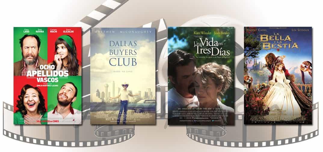Estrenos de Cine de la Semana… 14 de Marzo