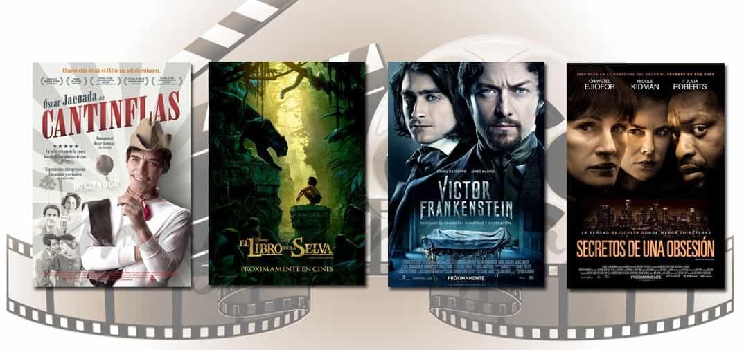 Estrenos de Cine de la Semana… 15 de Abril