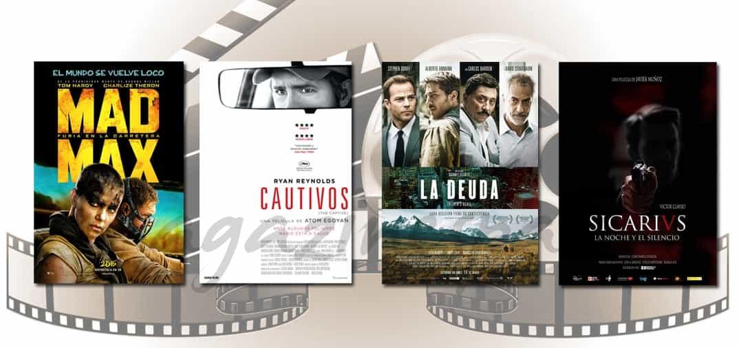 Estrenos de Cine de la Semana… 15 de Mayo