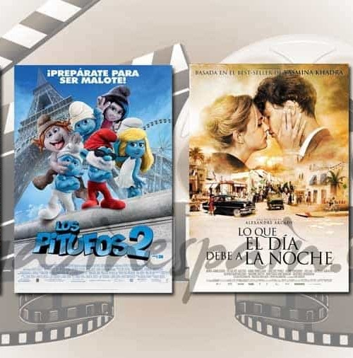 Estrenos de Cine de la Semana… 2 Agosto