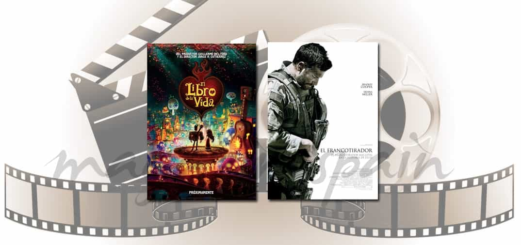 Estrenos de Cine de la Semana… 20 de Febrero