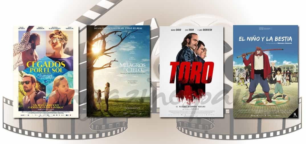 Estrenos de Cine de la Semana… 22 de Abril