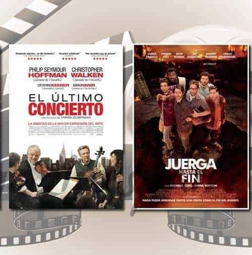 Estrenos de Cine de la Semana… 23 de Agosto