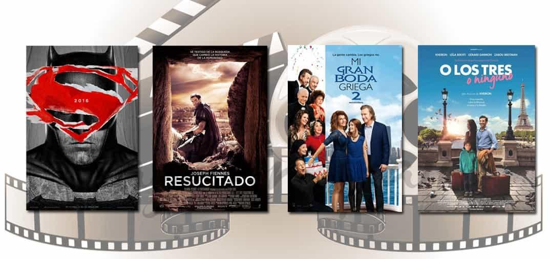 Estrenos de Cine de la Semana… 23 de Marzo