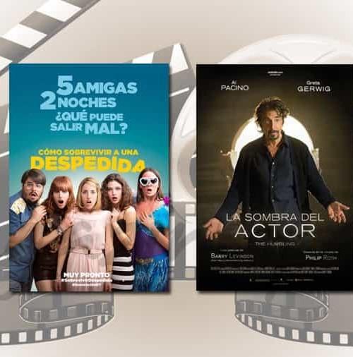 Estrenos de Cine de la Semana… 24 de Abril