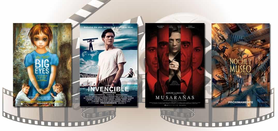 Estrenos de Cine de la Semana… 26 de Diciembre