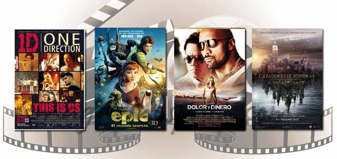 Estrenos de Cine de la Semana… 30 de Agosto