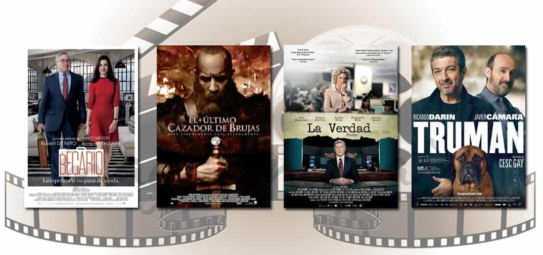 Estrenos de Cine de la Semana… 30 de Octubre