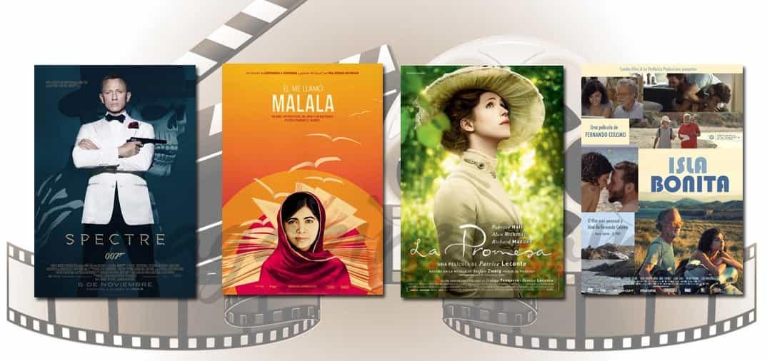 Estrenos de Cine de la Semana… 6 de Noviembre