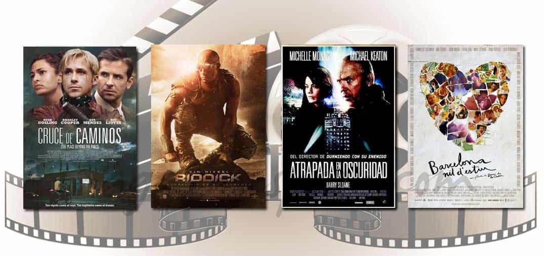 Estrenos de Cine de la Semana… 6 de Septiembre