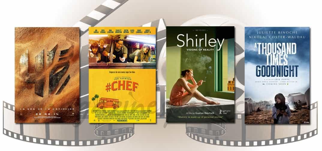 Estrenos de Cine de la Semana… 8 de Agosto
