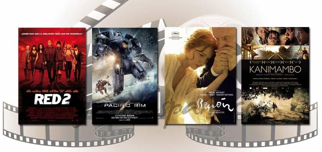 Estrenos de Cine de la Semana… 9 de Agosto