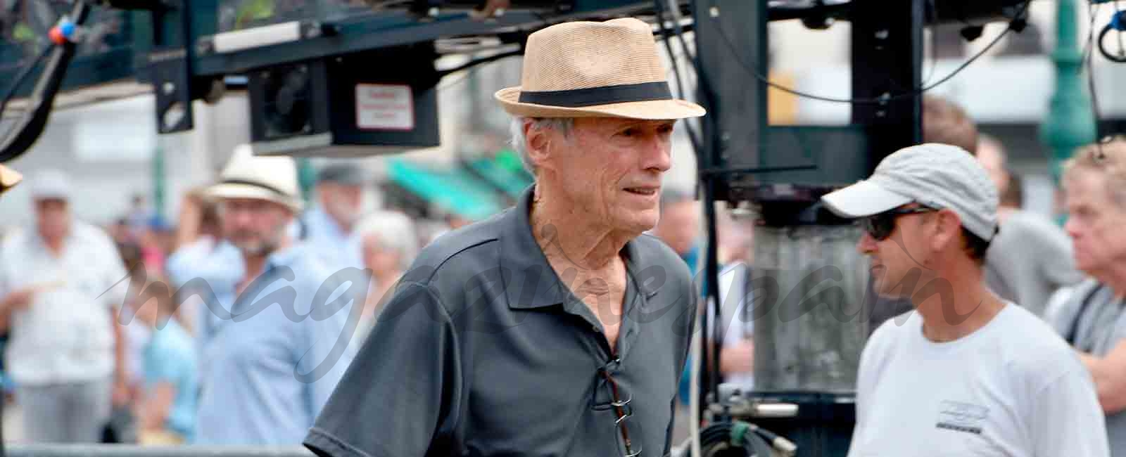 Clint Eastwood, imparable a sus 87 años