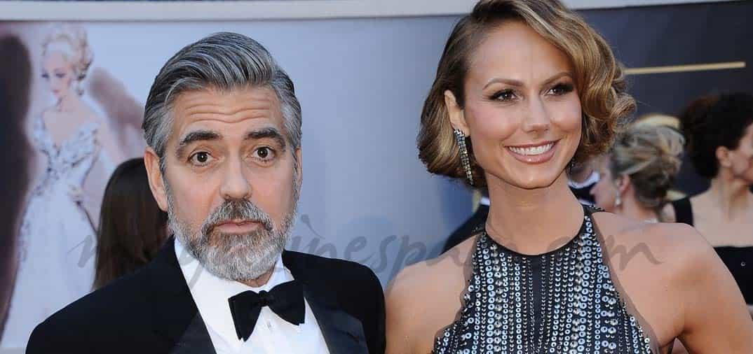 Las novias de George Clooney… ¡con fecha de caducidad!