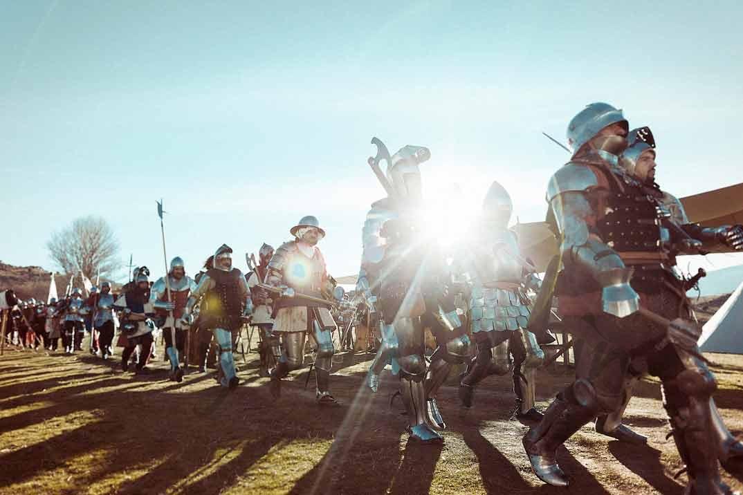 Conquistadores: Adventum © Movistar +