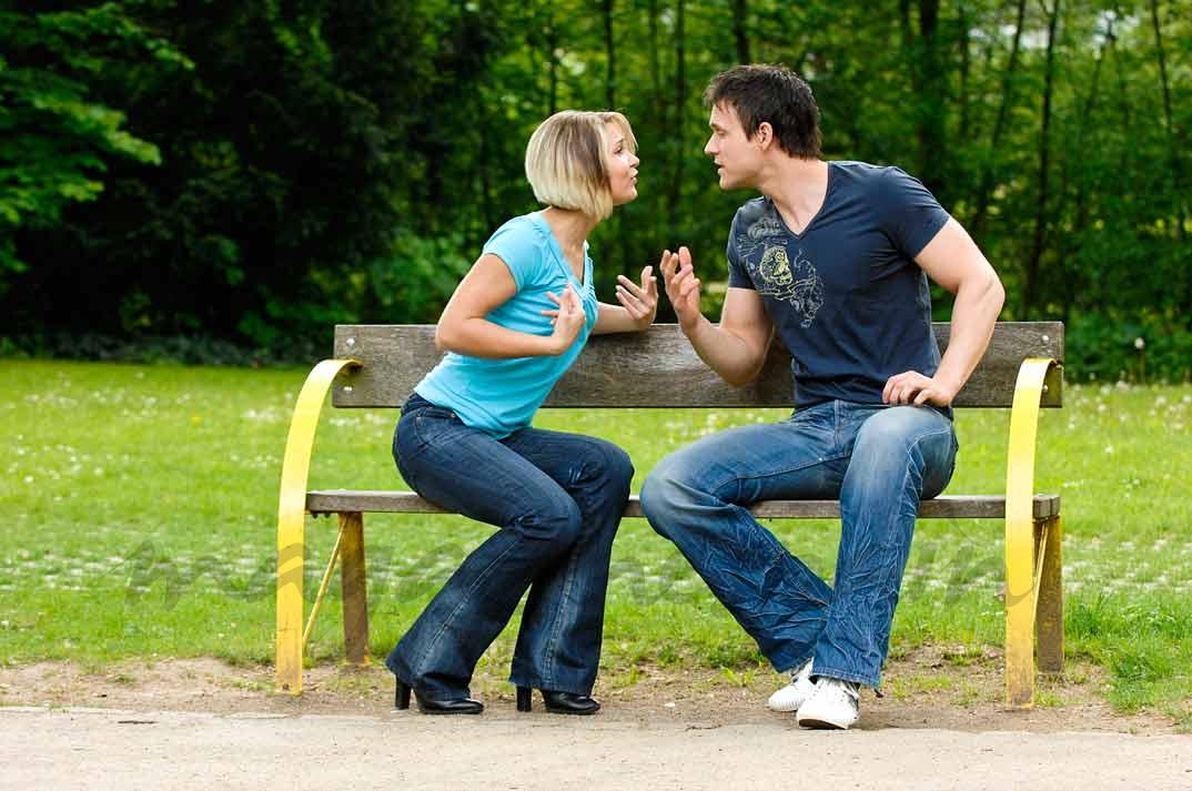 romper con la pareja