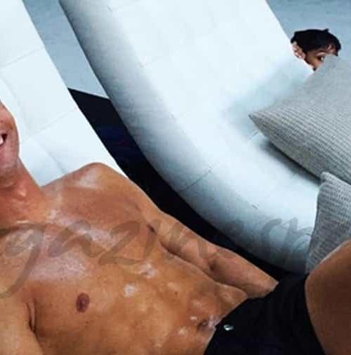 Cristiano Ronaldo cumple 31 años y nos enseña su Spa