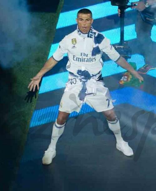 Cristiano Ronaldo decidido a marcharse del Real Madrid