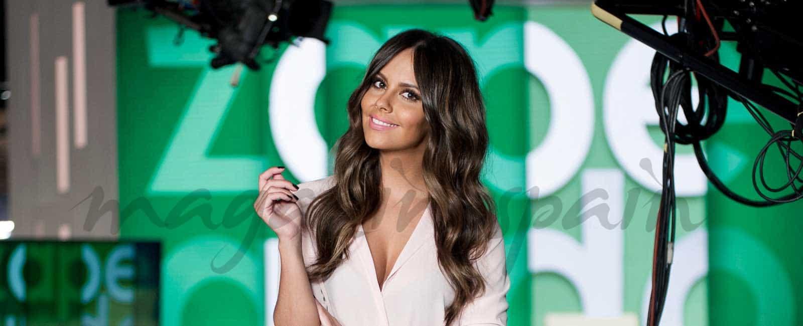 Cristina Pedroche también se «atreve» a cantar