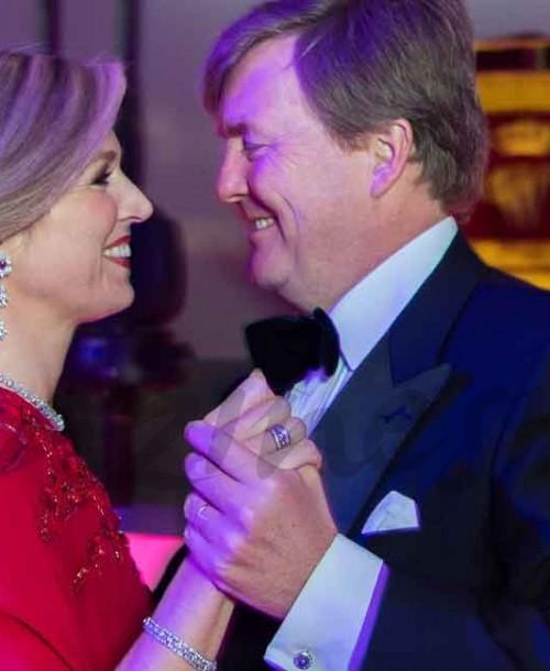 La fiesta del 50º cumpleaños del rey Guillermo de Holanda