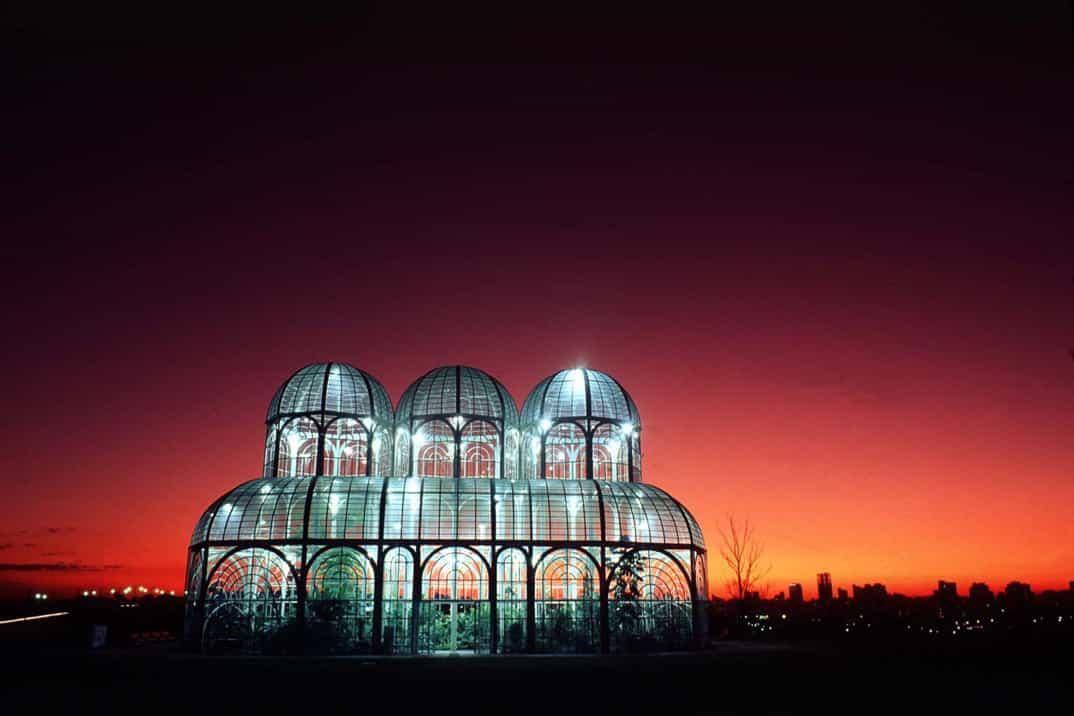 Jardín Botánico Curitiba